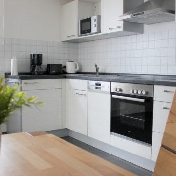Ferienwohnung Regent Küche