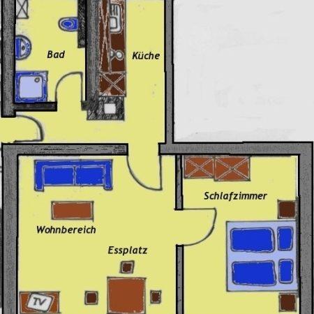 Grundriss Wohnung Sauber