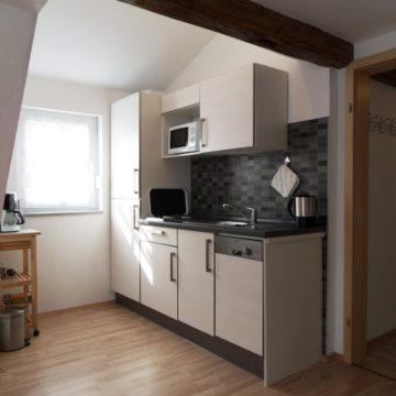 Küche Wohnung Pastorius