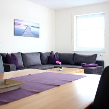 Wohn- Essbereich Wohnung Klassik